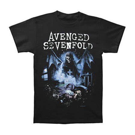 T Shirt Avenged Sevenfold Black avenged sevenfold s recurring nightmare t shirt black