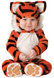 Halloween Costumes Infants Infant Tiger Costume