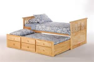 trundle beds for bedroom trundle beds for adults captain bed with trundle