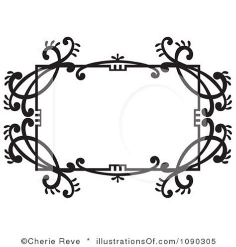Frame Clipart 1208054 Illustration By by Frame Clip Button Borders Clipart Panda Free