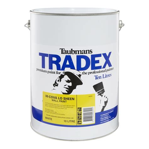 Taubmans Ceiling Paint by Taubmans Tradex 10l White Ceiling Paint I N 1541651