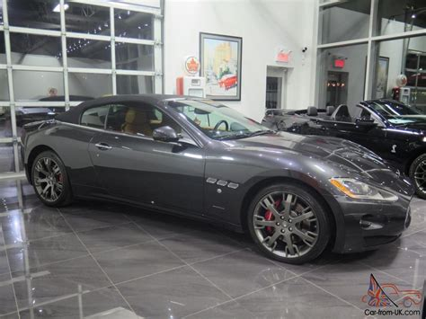 Maserati 2 Door by Maserati Gran Turismo Convertible 2 Door