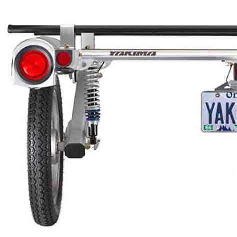yakima rack and roll 66 yakima 8008106 rack and roll 66 quot trailer rackwarehouse com