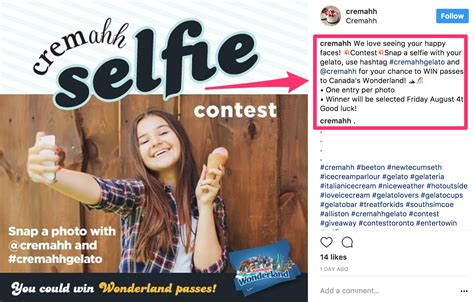 Giveaway Ideas For Instagram - 7 instagram contest ideas to grow brand awareness