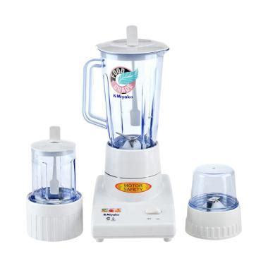 Blender Plastik Maspion 1 Liter Mt1214 Nomor 1 jual miyako bl102 pl blender putih plastik jug pelumat 3in1 1 0 l mill mill