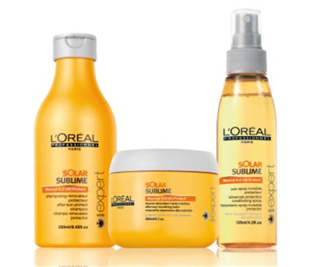 Shoo Loreal Professional loreal professional steod hair treatment and l oreal