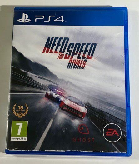 Ps4 Ps 4 Need For Speed Rivals need for speed rivals ps4 playstation 4 for sale in