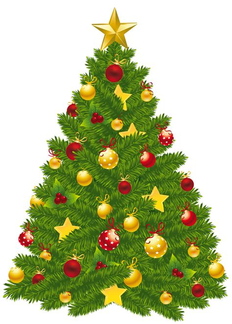 christmas decorations images clip art clipart tree clipartbarn
