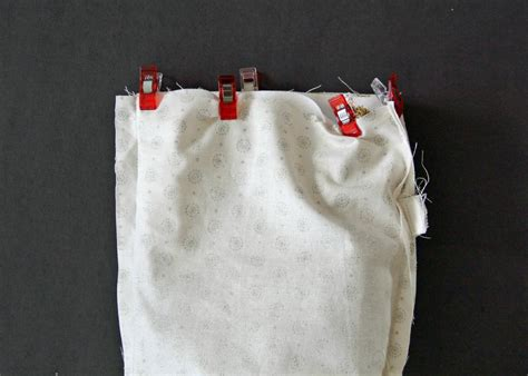 sew christmas stocking with lining how to sew and stencil a henna inspired christmas stocking