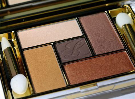 Estee Lauder Eyeshadow estee lauder extravagant gold color five color