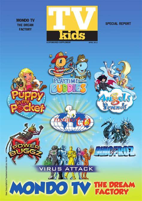 mondos world tv kids mondo special report by world screen issuu