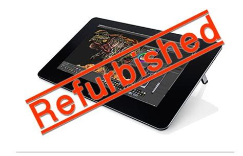best buy wacom cintiq buying a refurbished cintiq a way to get wacom