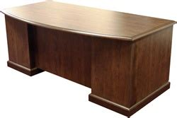 faustinos concord series wood executive desk are custom