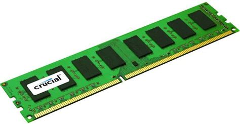 Ram Ddr3 Pc12800 8gb crucial 8gb ddr3 pc12800 1600mhz cl11 desktop memory ct102464bd160b centre best pc