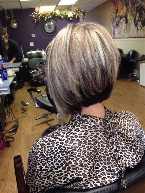 high stacked layered bob hair cut 17 best ideas about stacked bob haircuts on pinterest