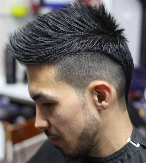 super cool mohawk spike haircuts for boys 11 13 40 ritzy shaved sides hairstyles and haircuts for men