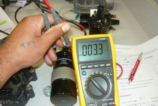 testing ballast resistor autotronics 4826 testing ignition coil