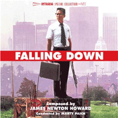film fallen song falling down soundtrack 1993