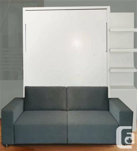 Sofa Murphy Bed Combination Luxury Murphy Bed Sofa Combo Functional Small Space Design For Sale In Toronto Ontario