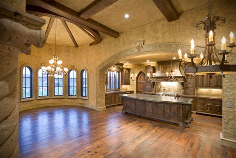 custom home decor tuscan old world custom homes 10
