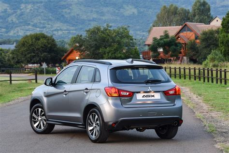 crossover cars 2017 mitsubishi asx crossover refreshed for 2017 cars co za