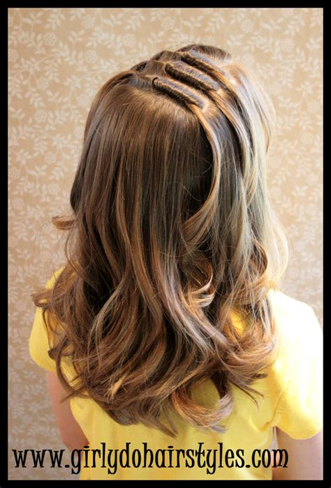 haircuts you can do for yourself with clippers 25 little girl hairstyles you can do yourself