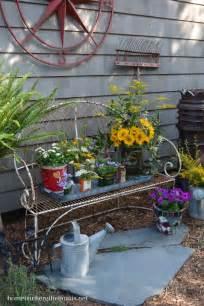 Rustic Garden Decor Ideas 264 Best Rustic Garden Decor Images On Pinterest Garden Garden And Garden Ideas