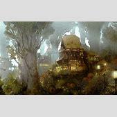 the elf kingdom...