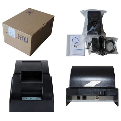 Xprinter Pos Thermal Receipt Printer 58mm Xp 58iiik Limited xprinter pos thermal receipt printer 58mm xp 58iiia