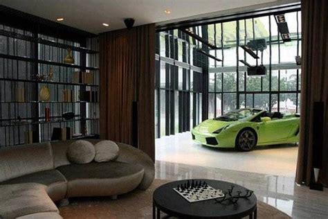 Garage Wohnzimmer by Haus Mit Garage Die Moderne Garage Freshouse