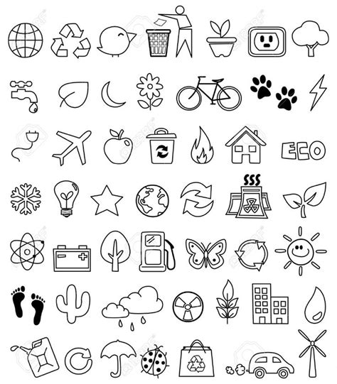 doodle draw journal planner icons doodles search design