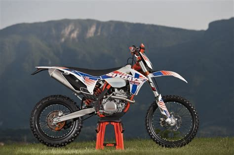 Ktm 450 Exc Six Days Finland 2012 350 exc f of the ktm enduro 2012 range indian bike