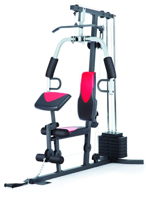 home gyms with weights vs resistance exercise machines
