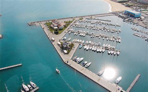 porto turistico di pescara porti marina di pescara ingresso insabbiato barche