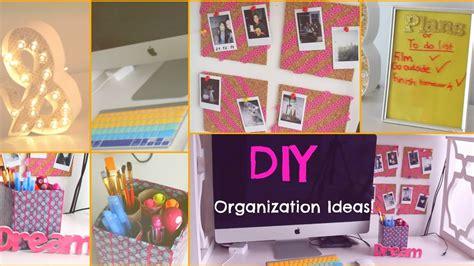 diy room organization storage ideas  teens youtube