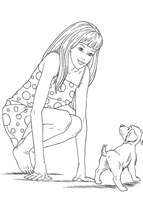 barbie face coloring pages coloring pages