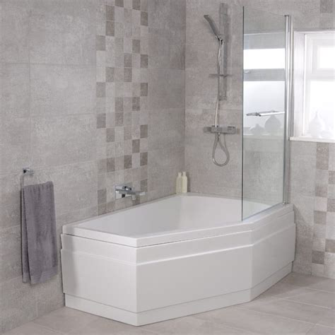 bathroom with shower trio 1500 x 1000 right hand shower bath