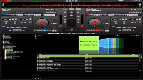 tutorial dj online tutorial virtual dj free home edition 7 0 5 youtube