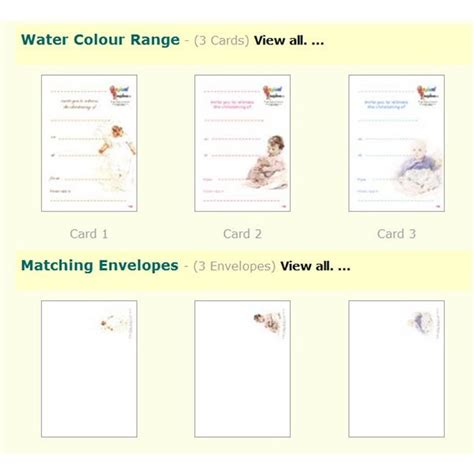 templates for images free christening invitations five recommended websites