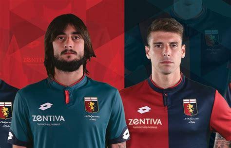 maglia portiere genoa il genoa presenta la nuova prima maglia per la stagione