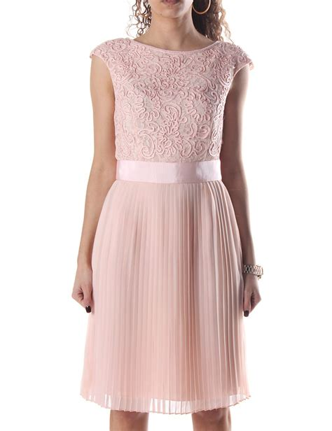 Womens Dressers by Womens Pink Lace Dress Real Photo Pictures Exquisite