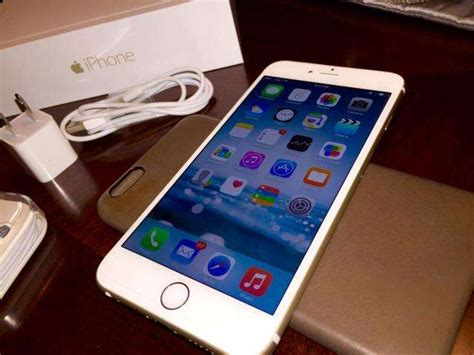 Dijual Iphone 6 Plus 128gb Second apple iphone 6 plus 128gb warranty for sale in singapore adpost classifieds gt singapore