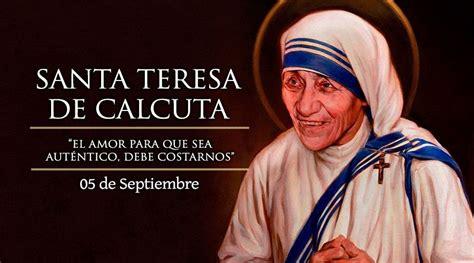 biografia de madre teresa de calcuta madre teresa premio santa teresa de calcuta aci prensa
