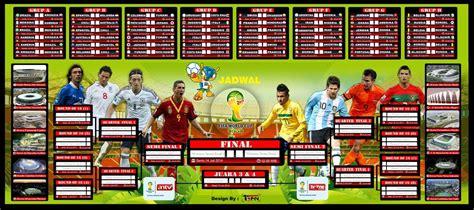 Pesta Bola 2014 Brazil Oryza A Wirawan jadwal lengkap fifa piala dunia brazil 2014 andika putra