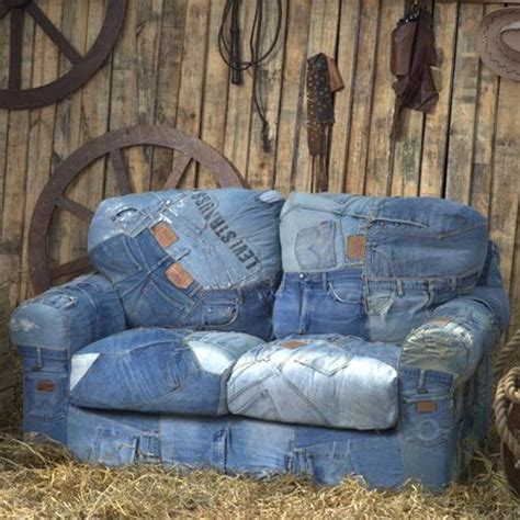 Ethan Allen Denim Sofa by Best 25 Denim Sofa Ideas On