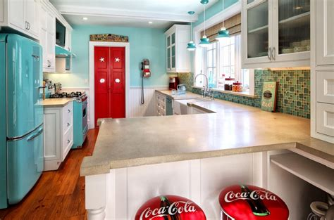 retro kitchen decorating ideas retro kitchen decor ideas
