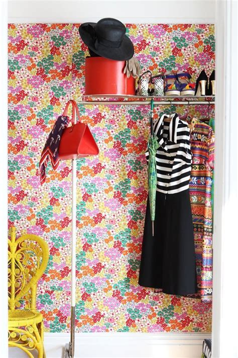 fun ways to get creative with wallpaper 8 fun ways to get patterned walls without dealing with