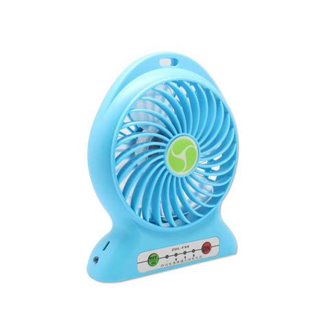 how to electric fan mini portable handheld usb rechargeable electric fan with