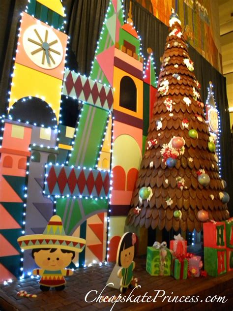 the disney world resort with the most fabulous decorations the award goes to