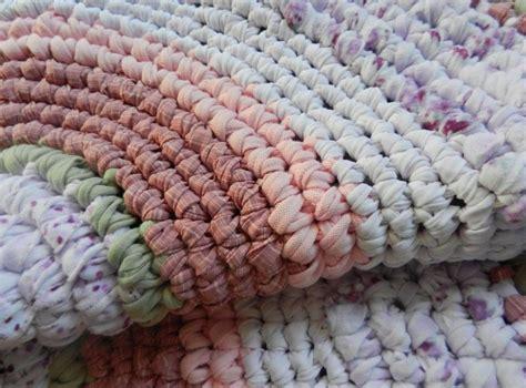 alfombra redonda de trapillo alfombra redonda tejida trapillo de algodon 1 20 3